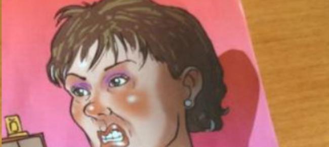 Cartoon Valle sesso